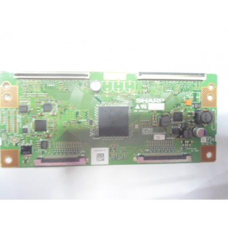 Sharp CPWBX RUNTK DUNTK4593TP t-conrol