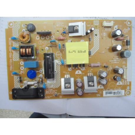 715G7734-P02-003-002M POWER PHILIPS 32PHT4131