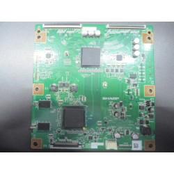 TCON BOARD CPWBXRUNTK4353TP KDL46EX700
