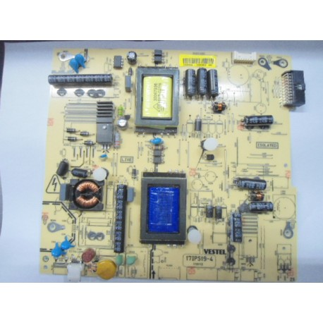 17IPS19-4 23035904 MAIN POWER VESTEL