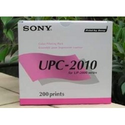 UPC 2010 FOTO PAPER FOR 2000 SERIES SONY